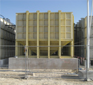 Yas Island Worker Camp Sewerage Treat Plant (STP)